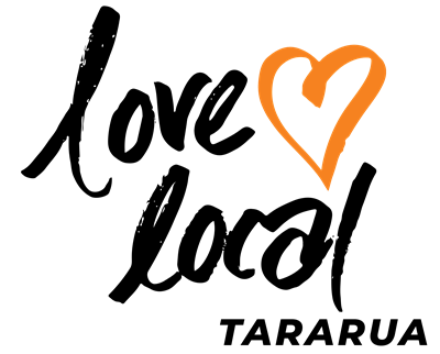 Logo - Love Local Tararua - black orange transparent.png